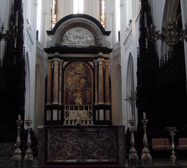 ルーベンス/聖母被昇天